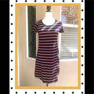 Mossimo Short Sleeve T-Shirt Dress